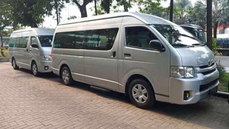 Kekurangan Sewa Bus Elf Jakarta